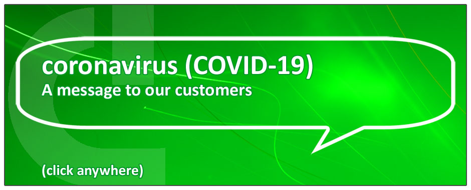 coronavirus covide-19 message from owner Adam, click here to read more about what Communicate AT have put in place