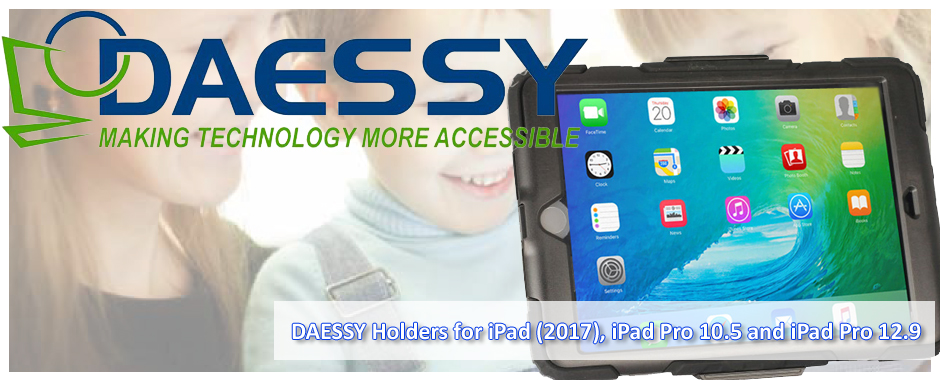 DAESSY iPad Holders