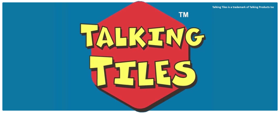 Talking Tiles from Talking Products
