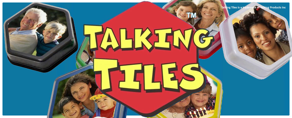 Talking Tiles available now