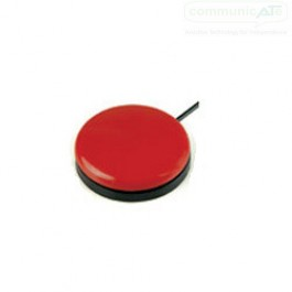 Big Buddy Button red cap