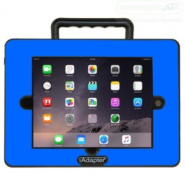 iAdapter 5 skin - blue, (iAdapter 5 not included, colours are indicative only)
