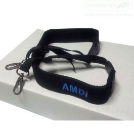 new iAdapter Mini Shoulder Strap with logo - actual photo