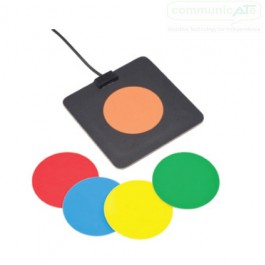 Plate Switch - all colours are included