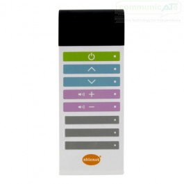 Relax - switch accessible programmable IR remote
