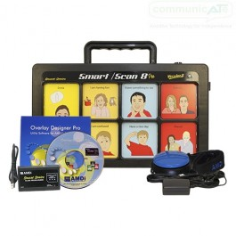 Smart/Scan 8 Pro - Moon Switch Included