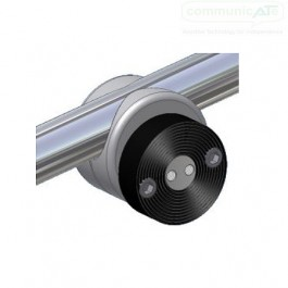 """Frame Clamp Side Mount Inner Piece for 1"""" Round Tube"""