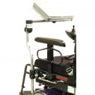 DAESSY Folding Mount - UFCOP version, not tilting seat compliant