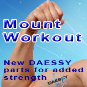 Strong DAESSY Mount Parts